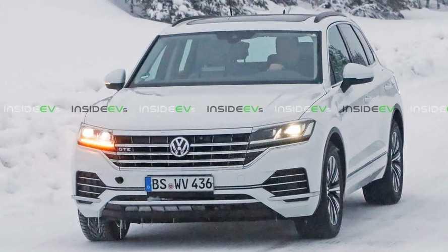 Volkswagen Touareg GTE PHEV