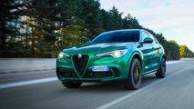 Alfa Romeo Stelvio Quadrifoglio 2020 Facelift