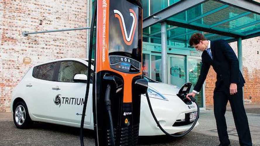 Perché con il metodo Tritium ricaricare è più facile che fare benzina