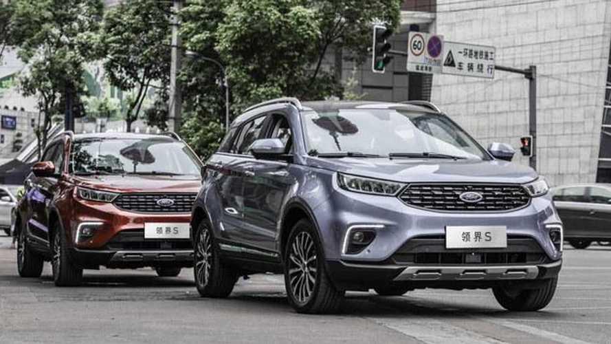 Ford Territory é reestilizado na China antes mesmo de chegar ao Brasil