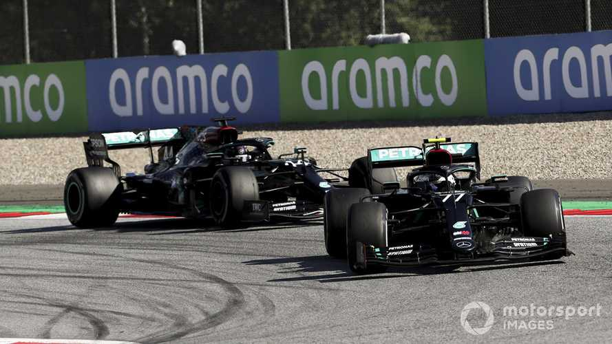 Hamilton reveals strategy plan to beat Bottas