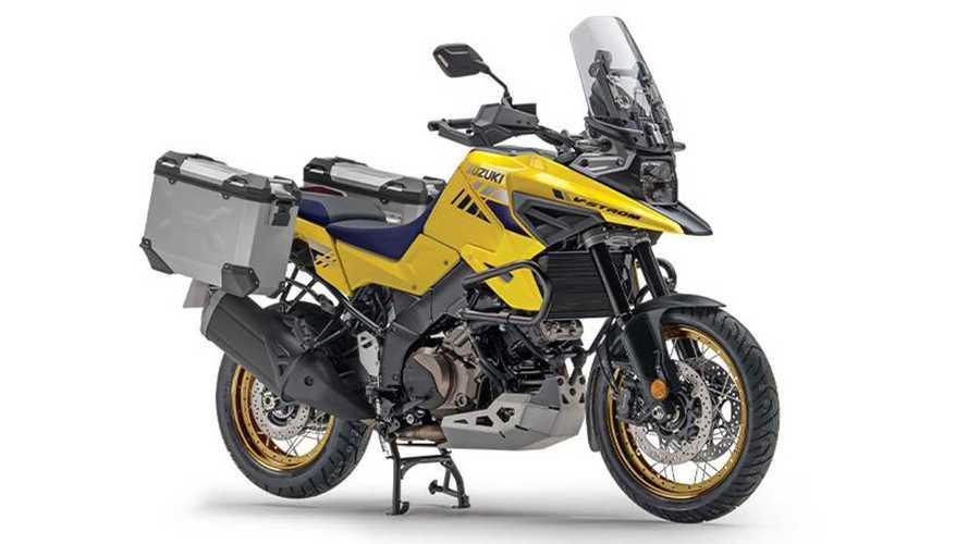 Suzuki V-Strom 1050 XT Pro Package Boosts The Adventure Factor