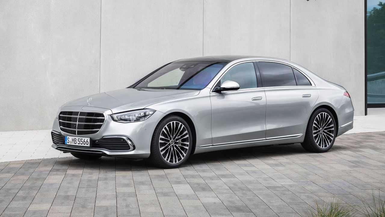 Nuova Mercedes Classe S (2020)