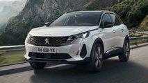 Peugeot 3008 Facelift (2021): Preise beginnen bei knapp 29.000 Euro