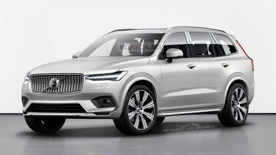 Volvo XC100 To Eschew Combustion Engines And The Third Row?