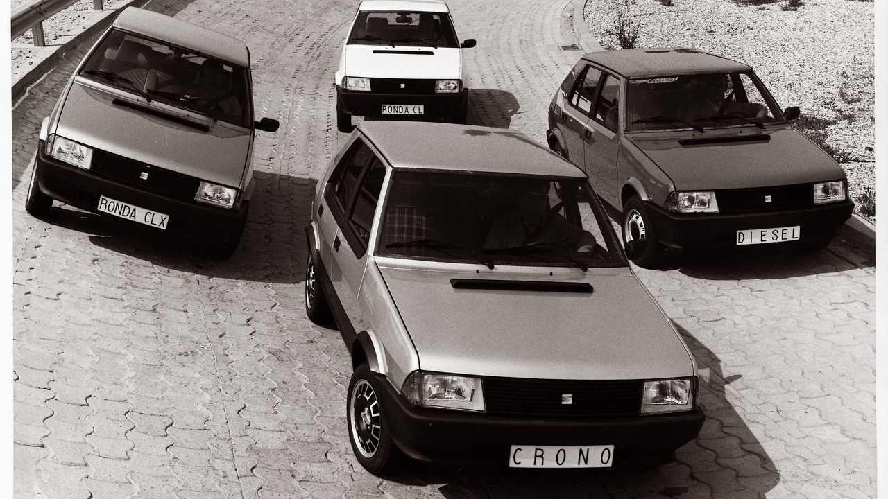 SEAT Ronda (1982-1986)