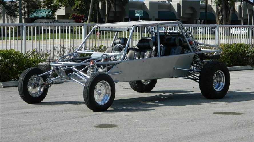 Get your apocalypse prep on track with this 1974 VW Sandrail