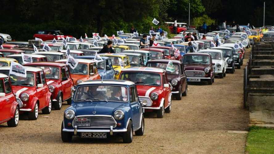 World Record attempt set for classic Mini's 60th anniversary