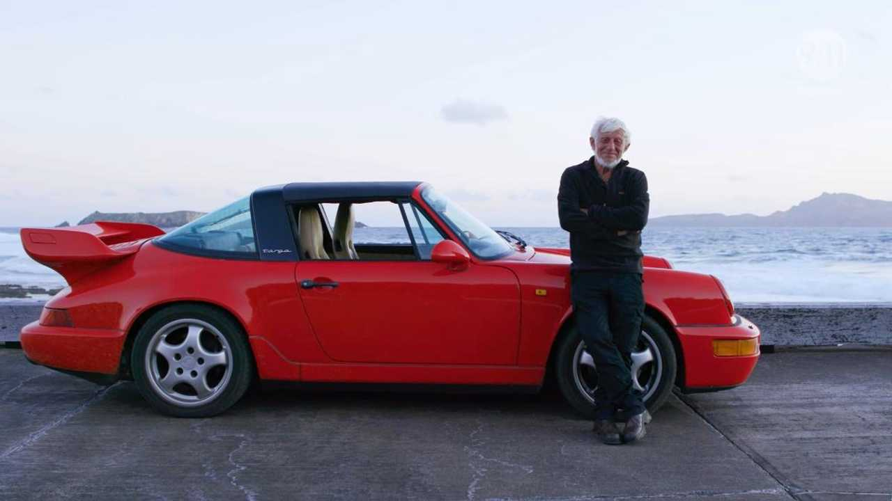 This Porsche 911 Targa is trapped in paradise - at 31mph