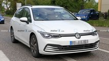 Flagra: VW Golf Variant 2021