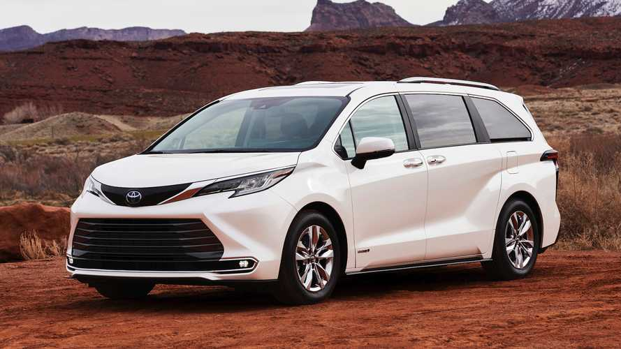 Toyota Sienna Prime Technically Possible, But Unlikely