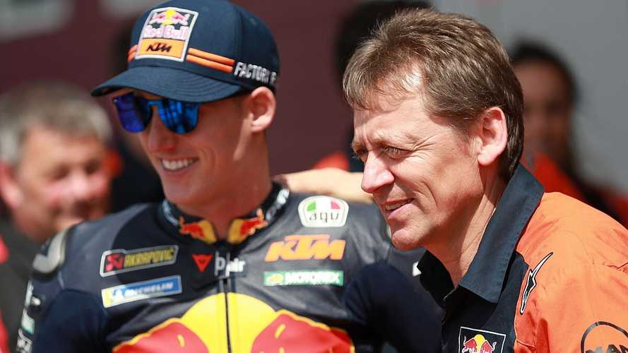 """KTM descarta a Pedrosa para sustituir a Espargaró: """"Buscamos pilotos en activo"""""""
