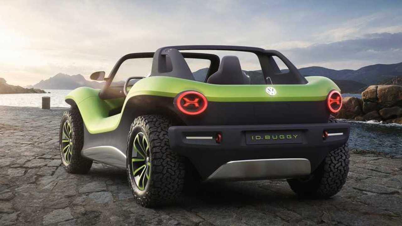 Volkswagen I.D. Buggy - traseira