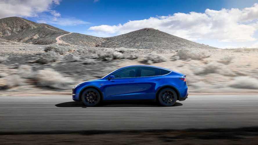 Tesla начала продажи китайских Model Y