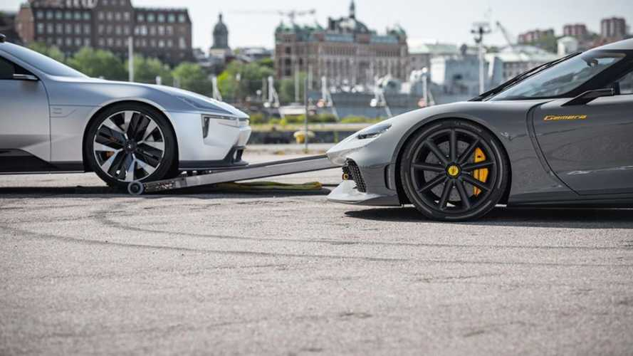 Koenigsegg And Polestar Are Collaborating On 'Something Exciting'