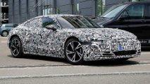 Audi e-tron GT (2021) zeigt sich fast serienreif