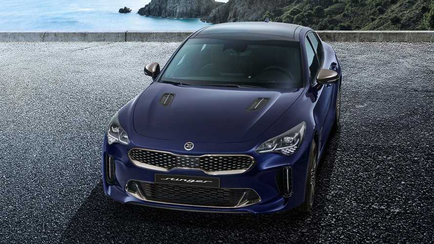 2022 Kia Stinger Will Have $3,800 Price Cut From Day One