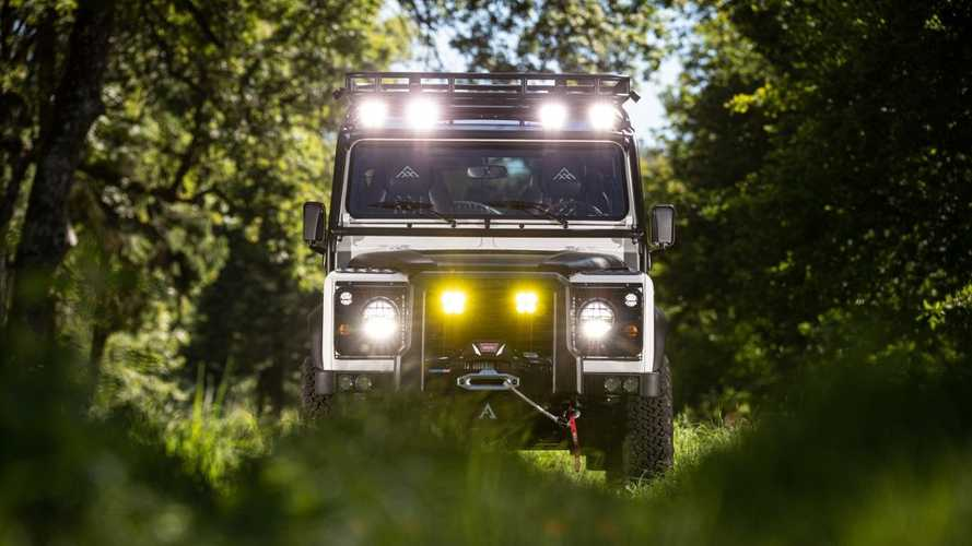 Arkonik Teton Land Rover Defender 110