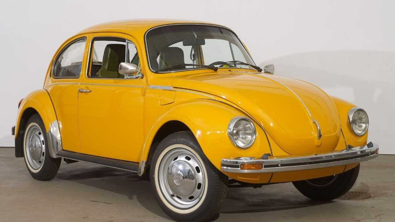Huge VW Beetle museum collection being sold in Sweden
