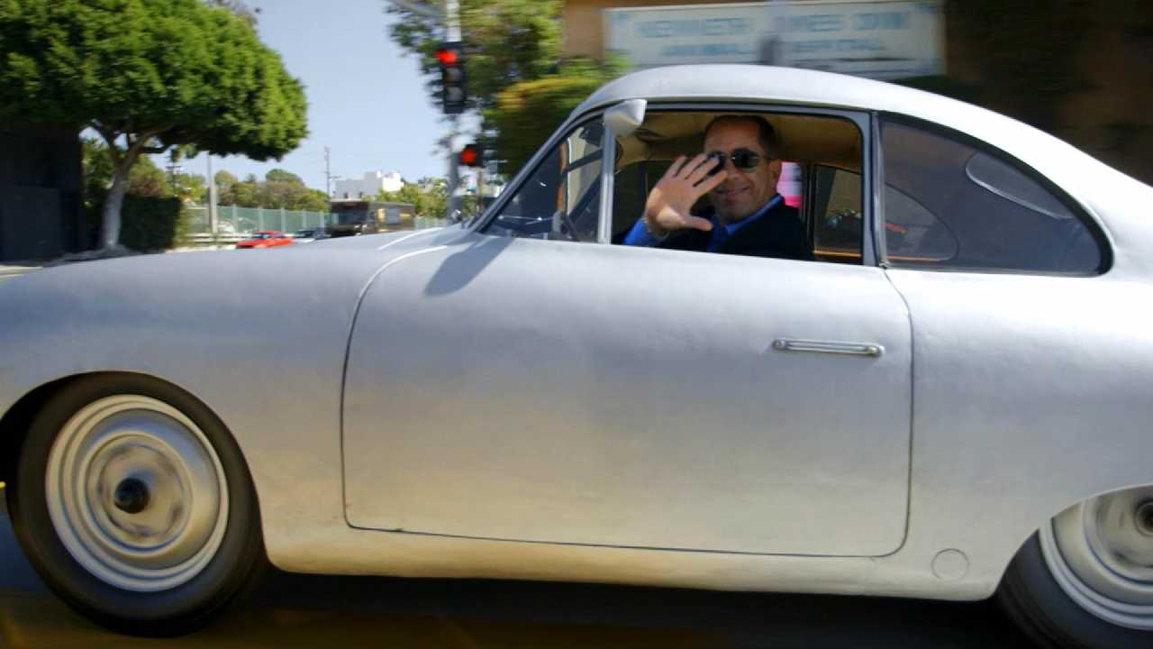 Jerry Seinfeld, the ultimate classic car enthusiast