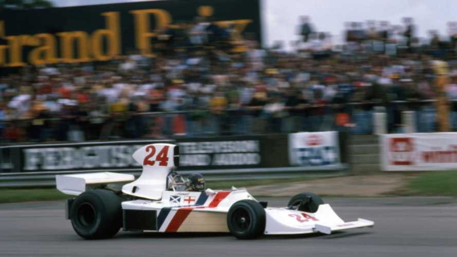 James Hunt's F1 Hesketh to race in Ireland this month!