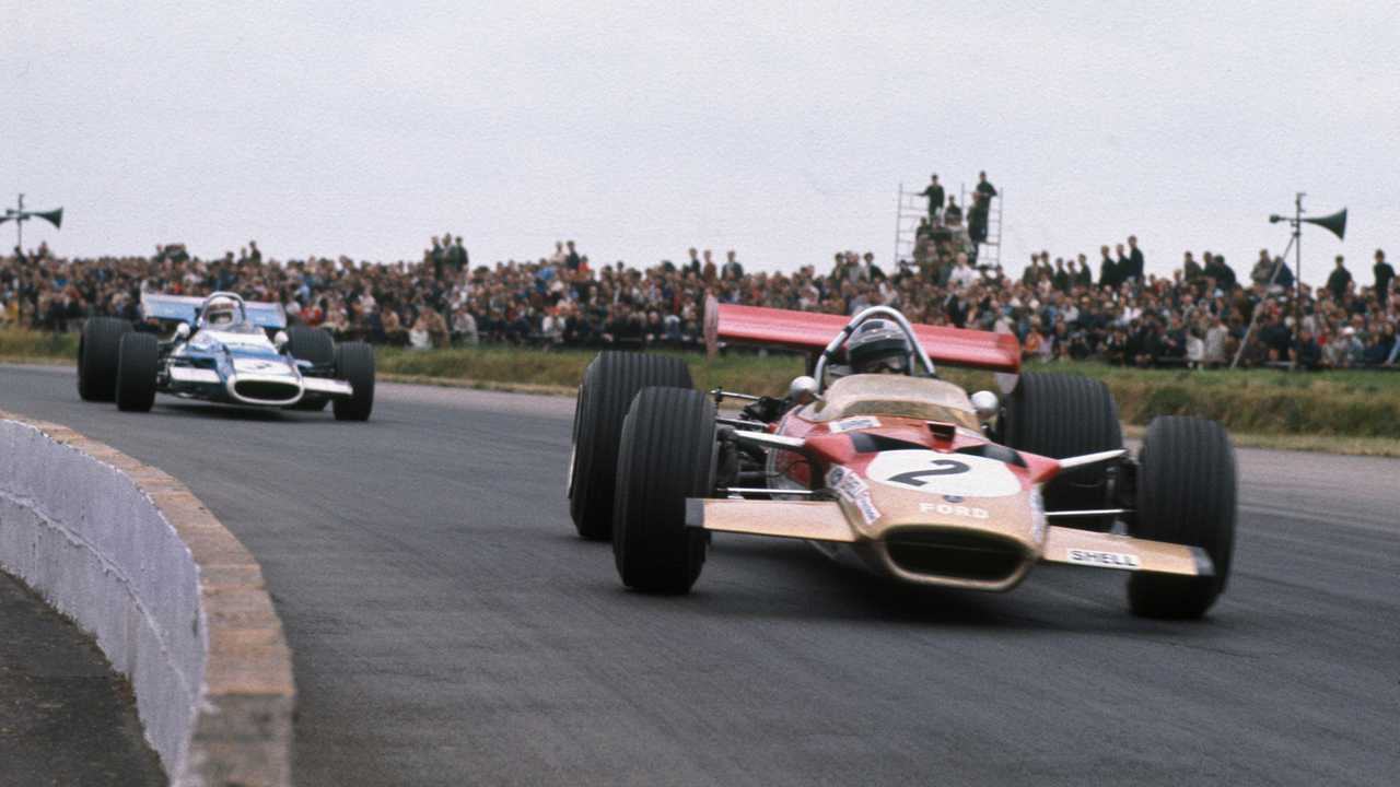 History: The greatest moments of the British Grand Prix