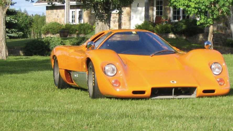 Bruce McLaren and his road car dream – the M6GT