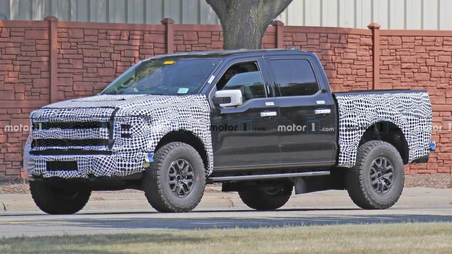 Leaked: The 2021 Ford F-150 Raptor Comes Standard With An EcoBoost V6