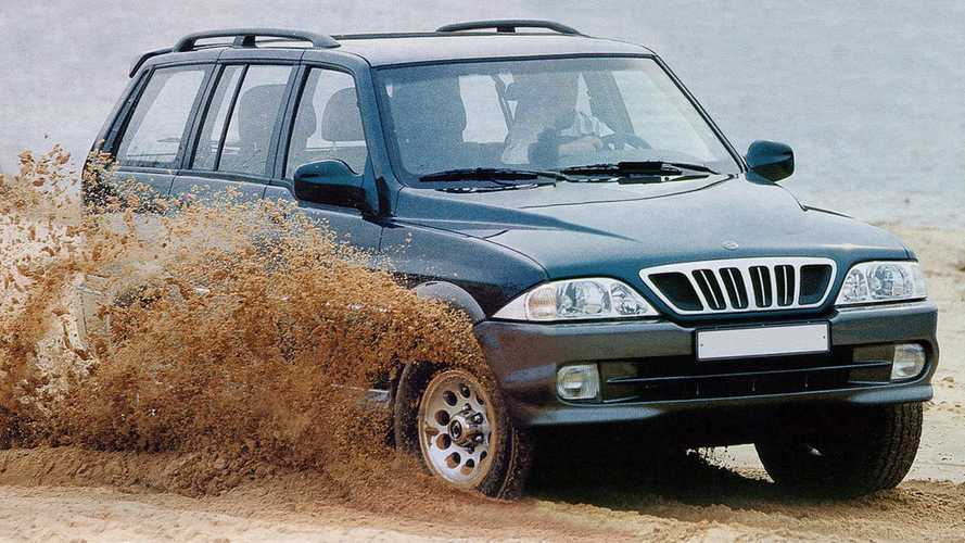 SsangYong MJ Musso