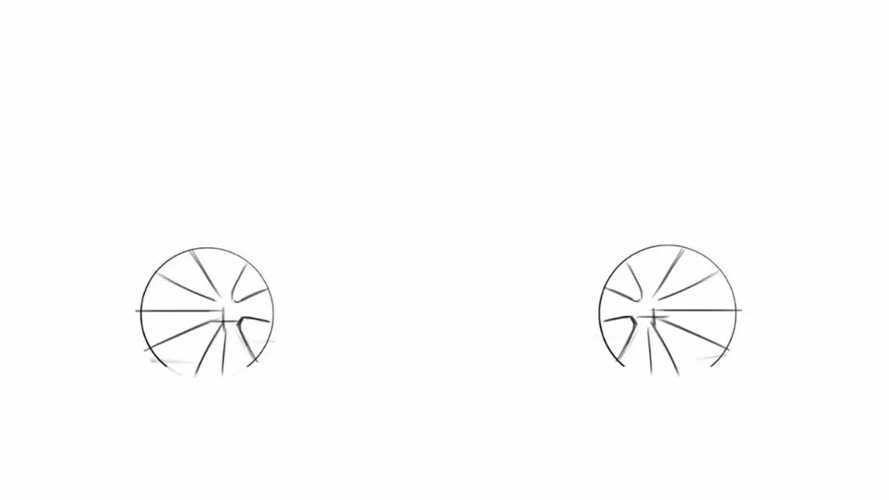 Porsche 911 come si disegna