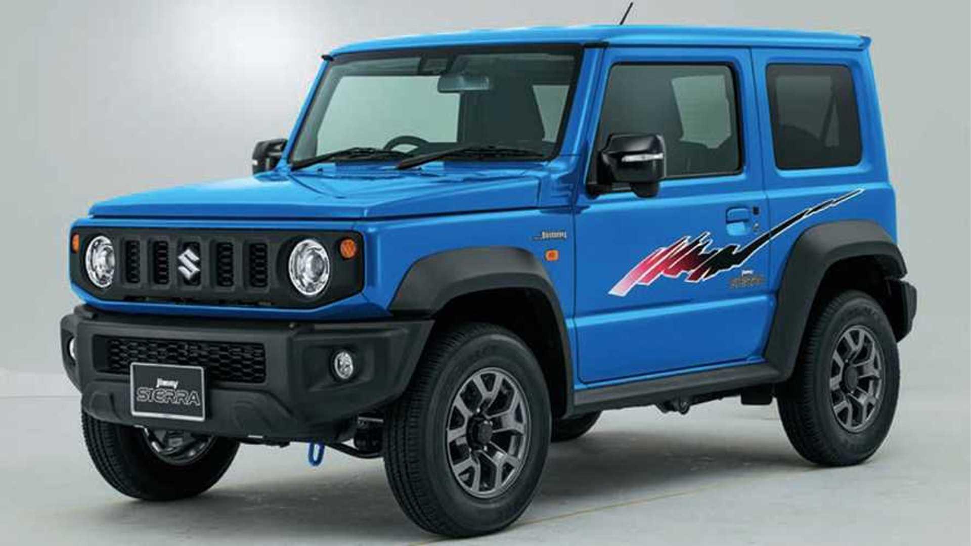 2021 Suzuki Jimny Pricing