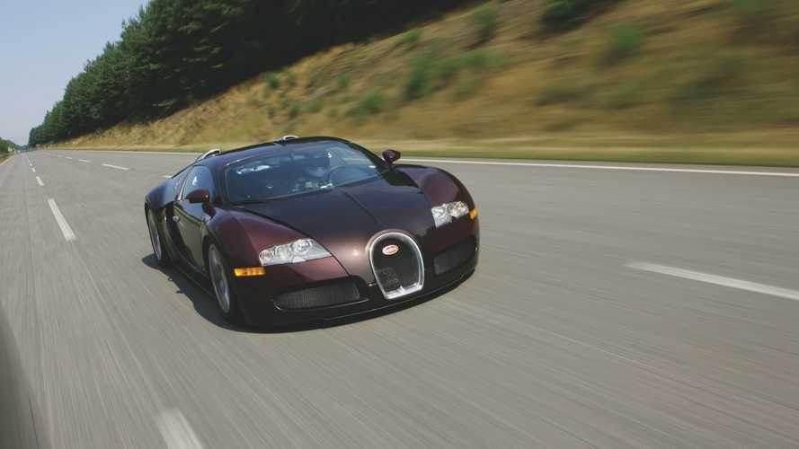 Bugatti Veyron – 15th Year Since Breaking The 250-MPH Barrier