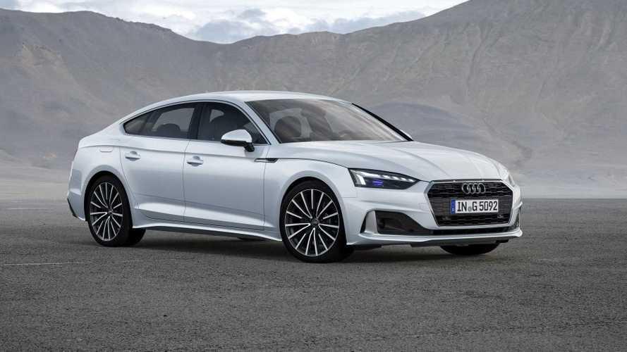 Audi A5 Sportback 2021