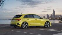 Audi S3 Sportback und S3 Limousine (2021)
