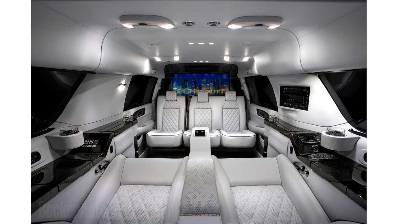 Cadillac Escalade ESV x Sylvester Stallone