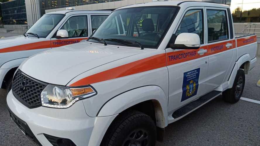 УАЗ наладил производство пикапов с автоматом от «Патриота»