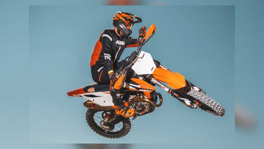2021 KTM SX Range Launched And Ready To Send Riders Skyward