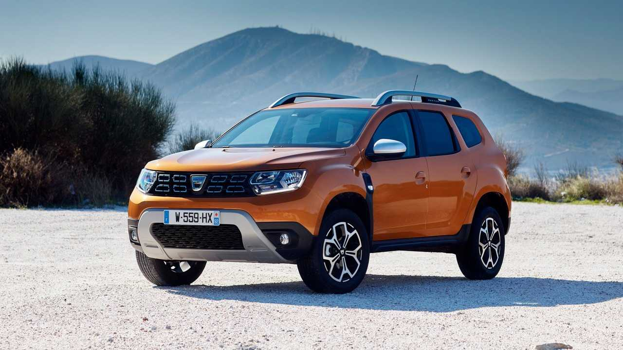 Dacia Duster - 12 490 €