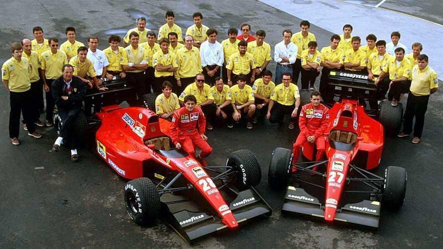 Cómo sería reemplazar a tu ídolo en Ferrari F1