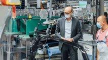 Volkswagen ID.4: Produktionsstart in Zwickau