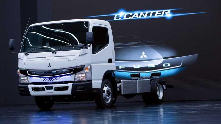 Mitsubishi Fuso Launches New eCanter