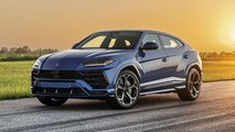 Lamborghini Urus With HPE750 Upgrade