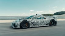Mercedes-AMG Project One, il prototipo