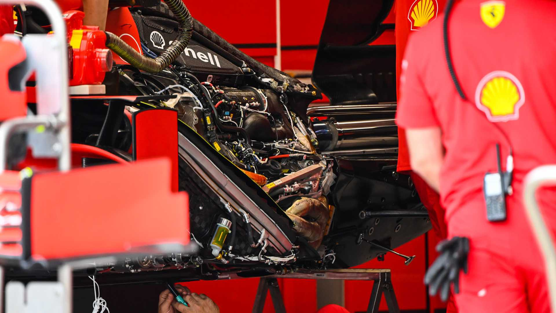 F1 qualifying engine modes ban 'only a positive' for Ferrari