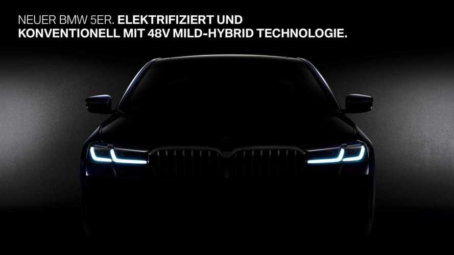 BMW 5er wird elektrifiziert und bekommt Mildhybrid-System