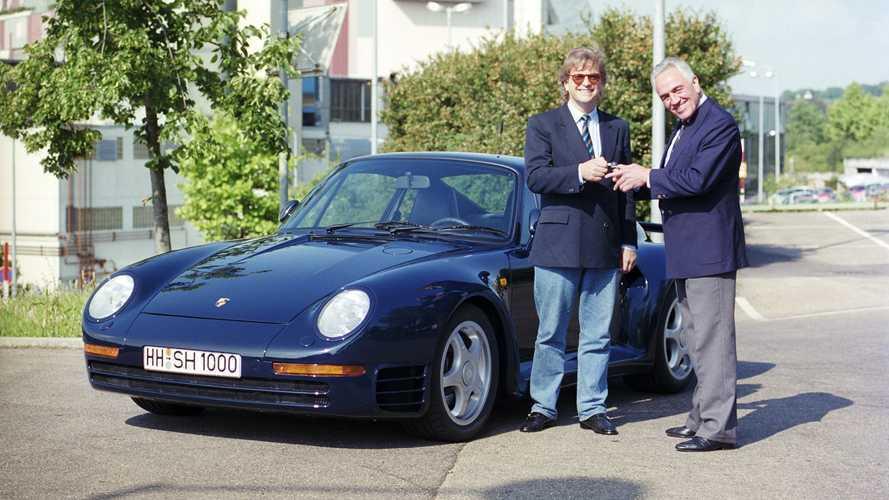 Recogida en la fábrica: Porsche celebra 70 años de la genial iniciativa