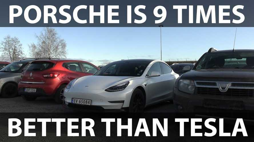 Porsche Taycan Phantom Drain After 22 Days: Is It As Bad As Tesla?