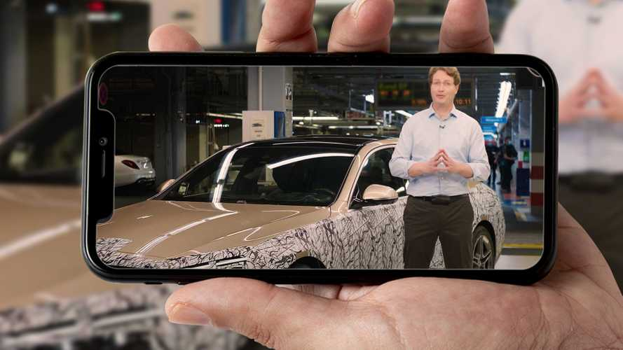 Nuova Mercedes Classe S, il primo teaser ufficiale
