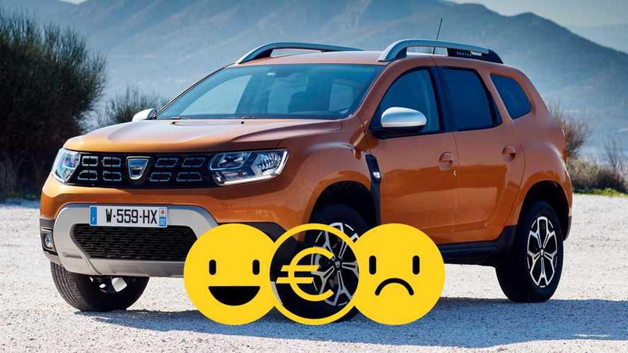 Dacia Duster promo maggio 2020