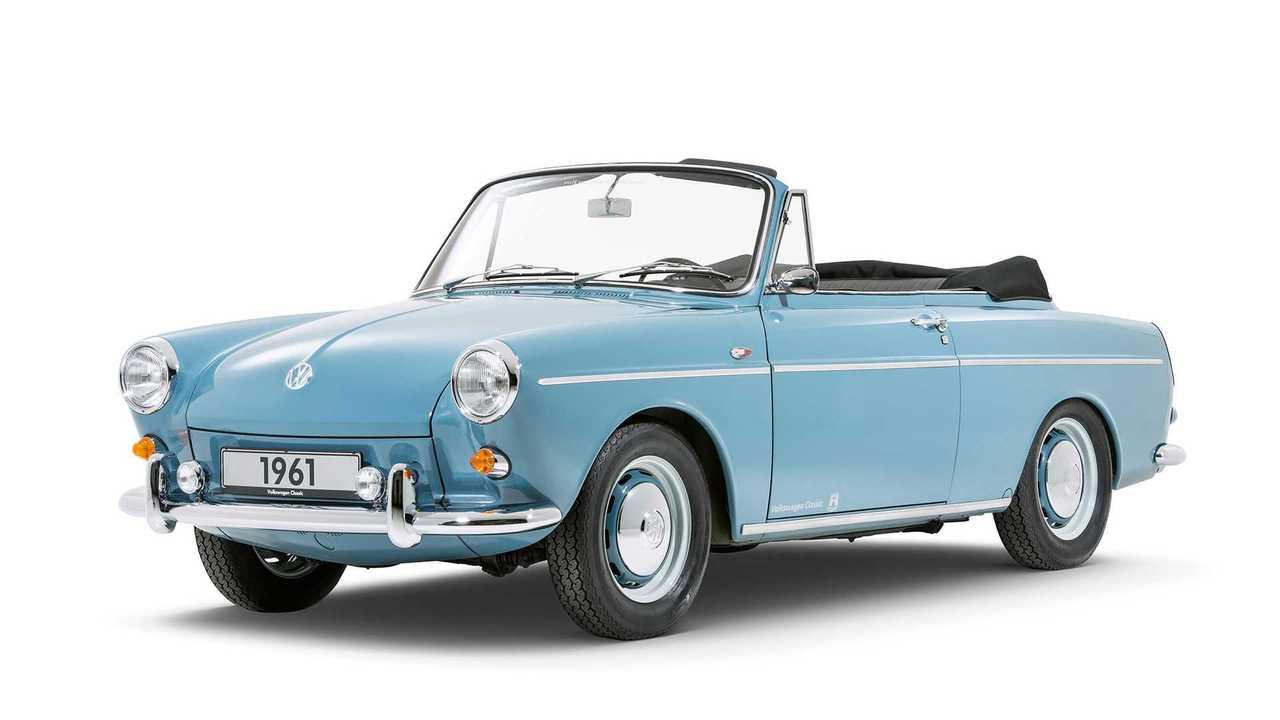 VW 1500 Cabriolet (1961)